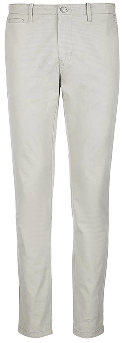 Брюки мужские United Colors of Benetton, цвет: серый. 4APN55CL8_02B. Размер 524APN55CL8_02BБрюки-чинос от United Colors of Benetton выполнены из натурального хлопка. Модель в поясе застегивается на пуговицу и имеет ширинку на молнии и шлевки для ремня. По бокам брюки дополнены втачными карманами со скошенными краями, сзади – прорезными карманами.