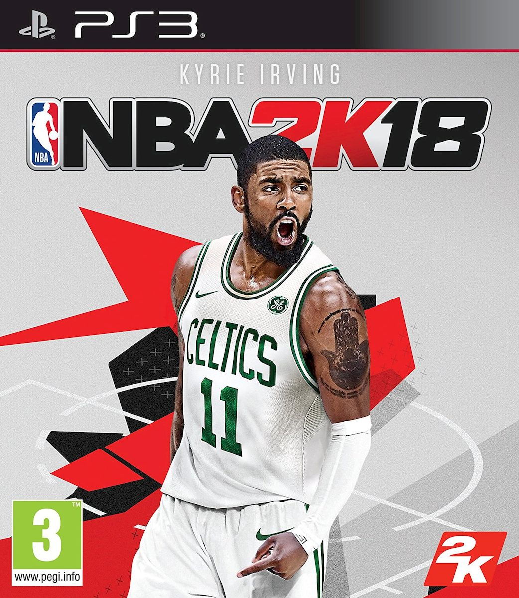 NBA 2K18 (PS3) Visual Concepts