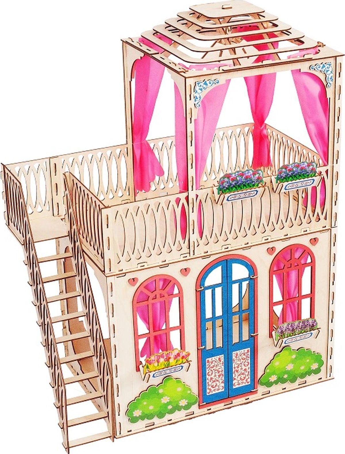 Большой слон Домик для кукол Мечта мебель для больших кукол до 30 см спальня мечта м 008