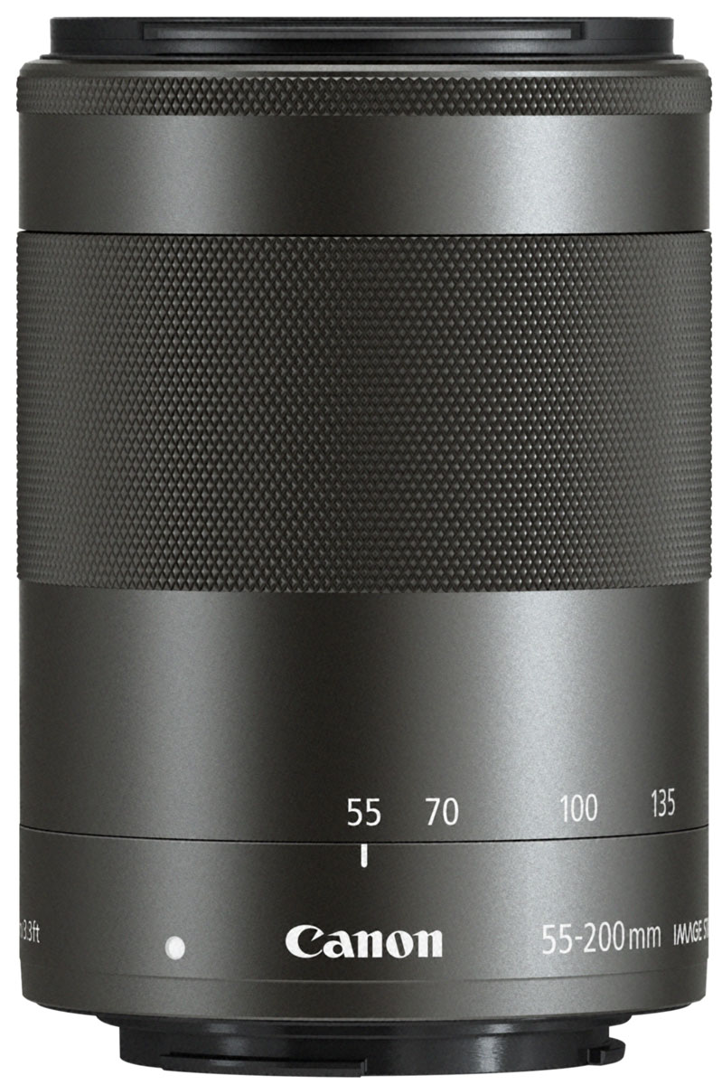 Canon EF-M 55-200 mm 4-6. 3 IS STM, Blackобъектив Canon