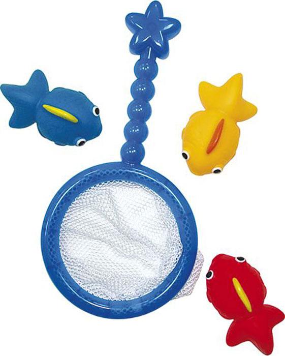 ПОМА Игровой набор для ванной Веселая Рыбалка набор слюнявчиков пома на завяках 7 шт