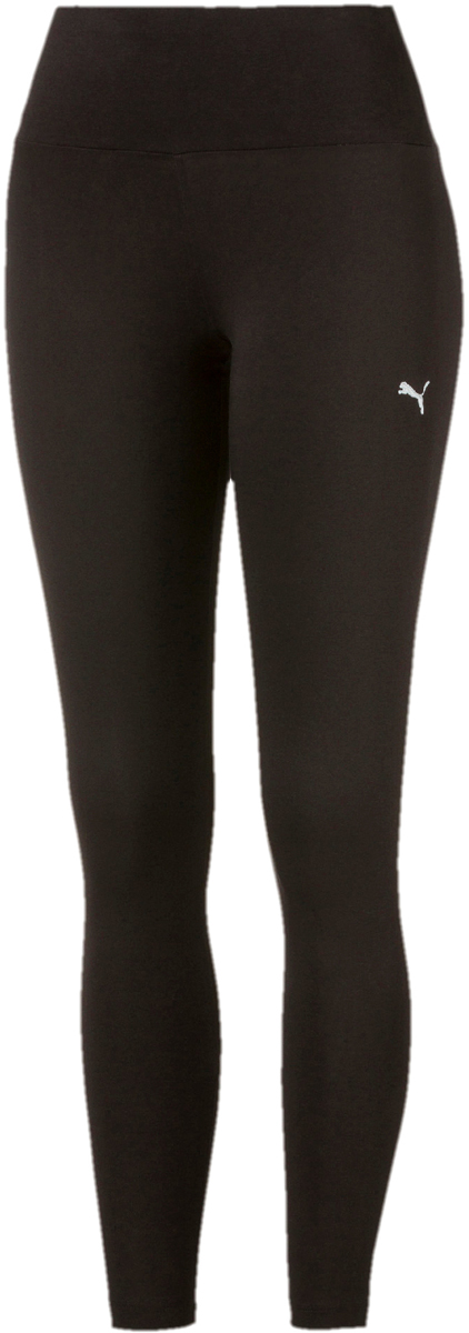 Леггинсы женские Puma Athletic Legging, цвет: черный. 85015501. Размер XS (40/42)