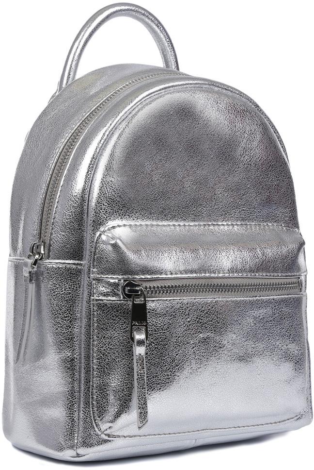 Рюкзак женский Palio, цвет: серебряный. 15834A1-041 silver сотовый