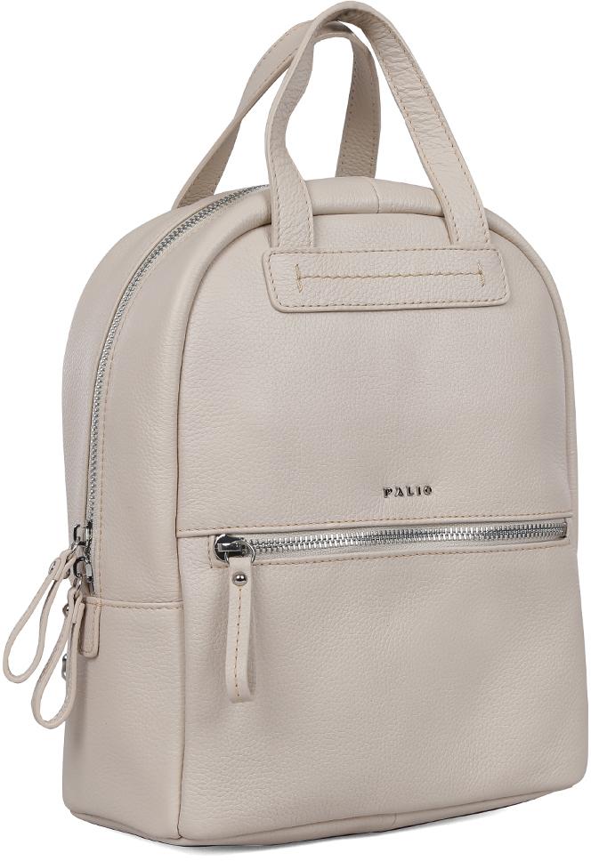 Рюкзак женский Palio, цвет: бежевый. 15914AS-112 beige сотовый