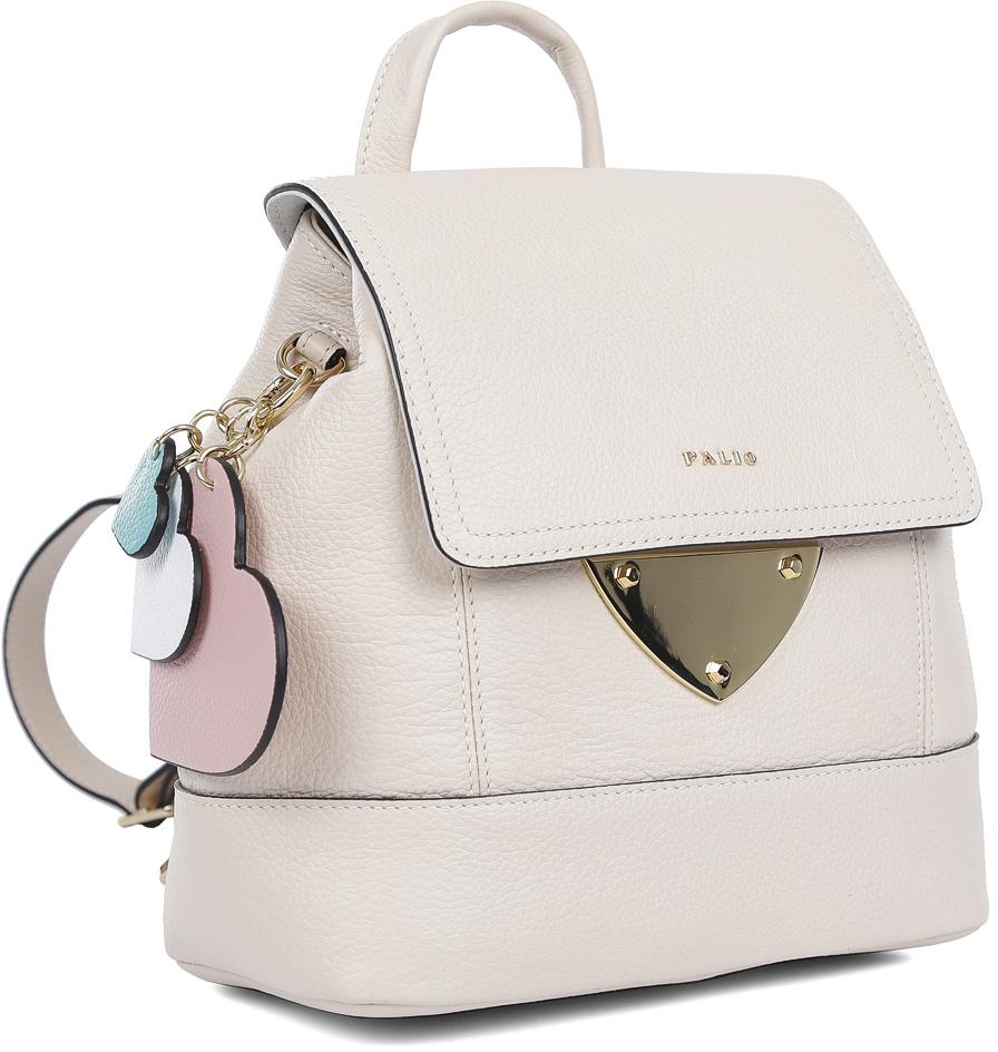 Рюкзак женский Palio, цвет: бежевый. 15533A2-W2-112/322 beige chiaro настольная лампа версаче 639030201