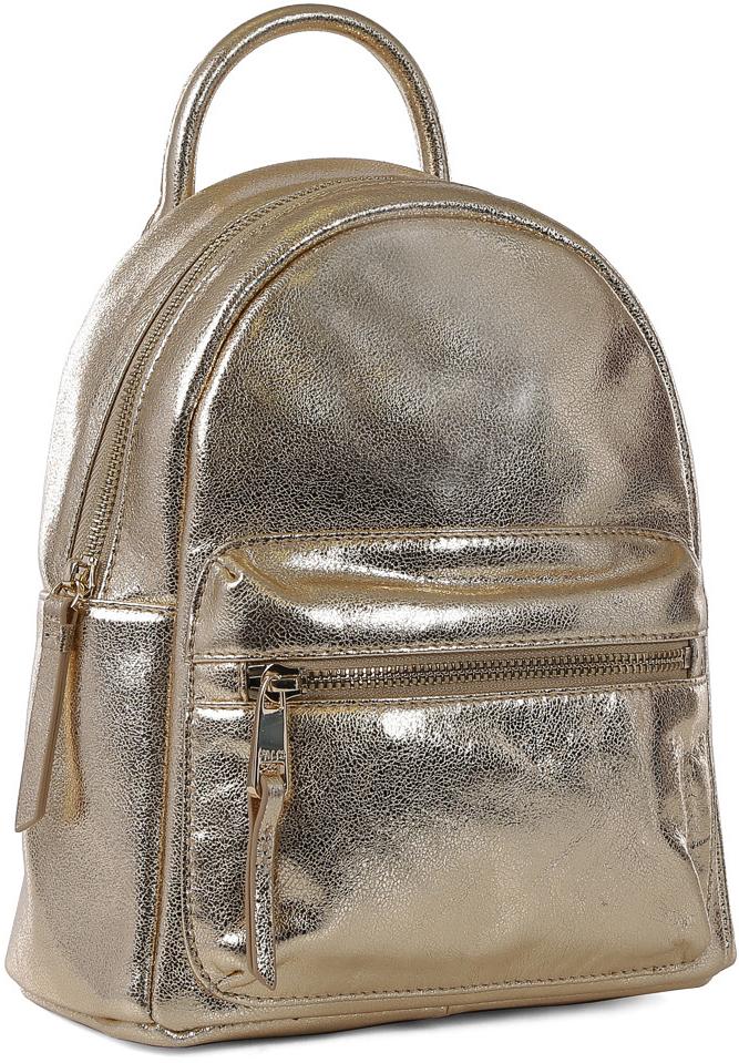 Рюкзак женский Palio, цвет: золотой. 15834A1-035 gold сотовый