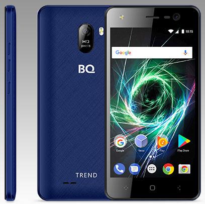 BQ 5009L Trend, Dark Blue85956641