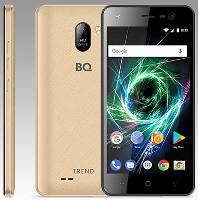 BQ 5009L Trend, Gold