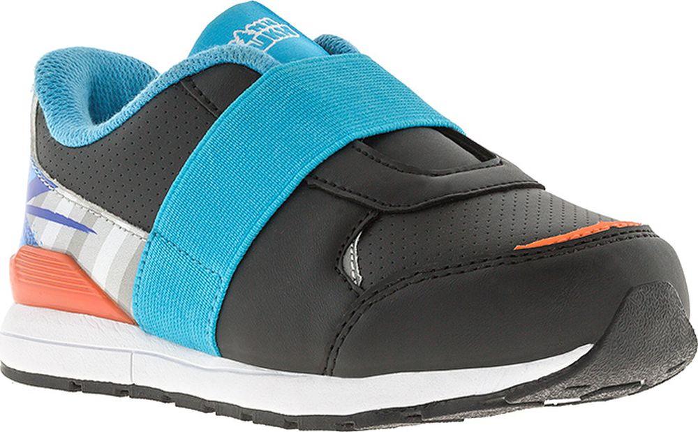 Кроссовки для мальчика Kakadu Ми-ми-мишки, цвет: черные. 7252B. Размер 267252BПодсводник, Облегченная подошва, Съемная стелька, Анатомическая стелька, Хлопковая подкладка