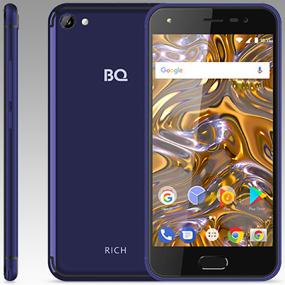 BQ 5012L Rich, Dark Blue