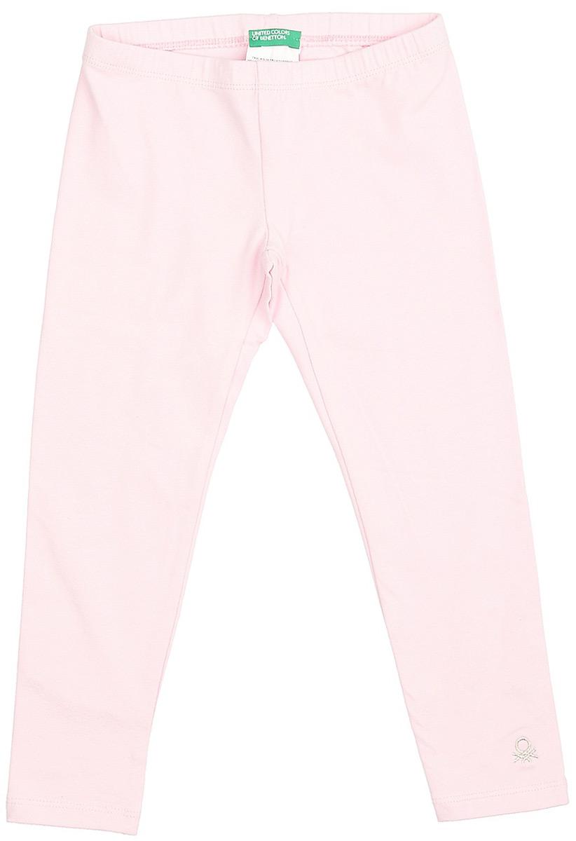 цены Леггинсы для девочки United Colors of Benetton, цвет: розовый. 3MT1I0640_09H. Размер 160