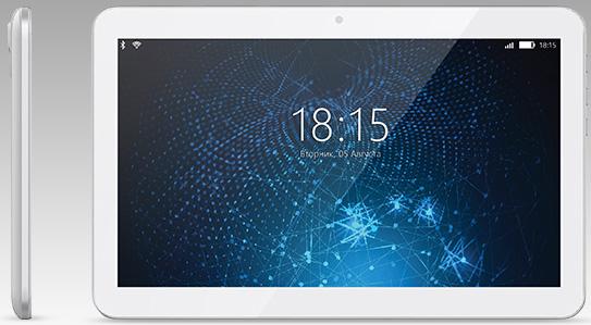 BQ-1081G 3G, White85954875Планшет BQ-1081G 3G White