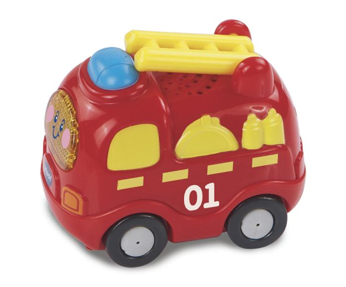 Vtech Бип-Бип Toot-Toot Drivers Пожарная машина 80-119826 машины vtech автотрек toot toot drivers