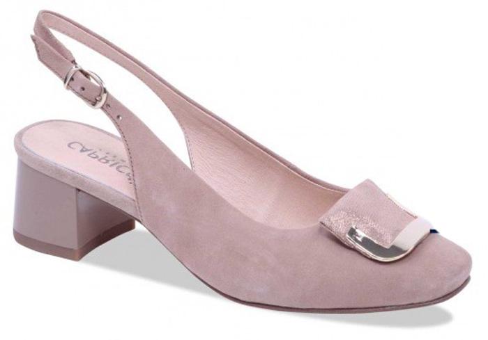 Туфли женские Caprice, цвет: бежевый. 9-9-29500-20. Размер 40,5