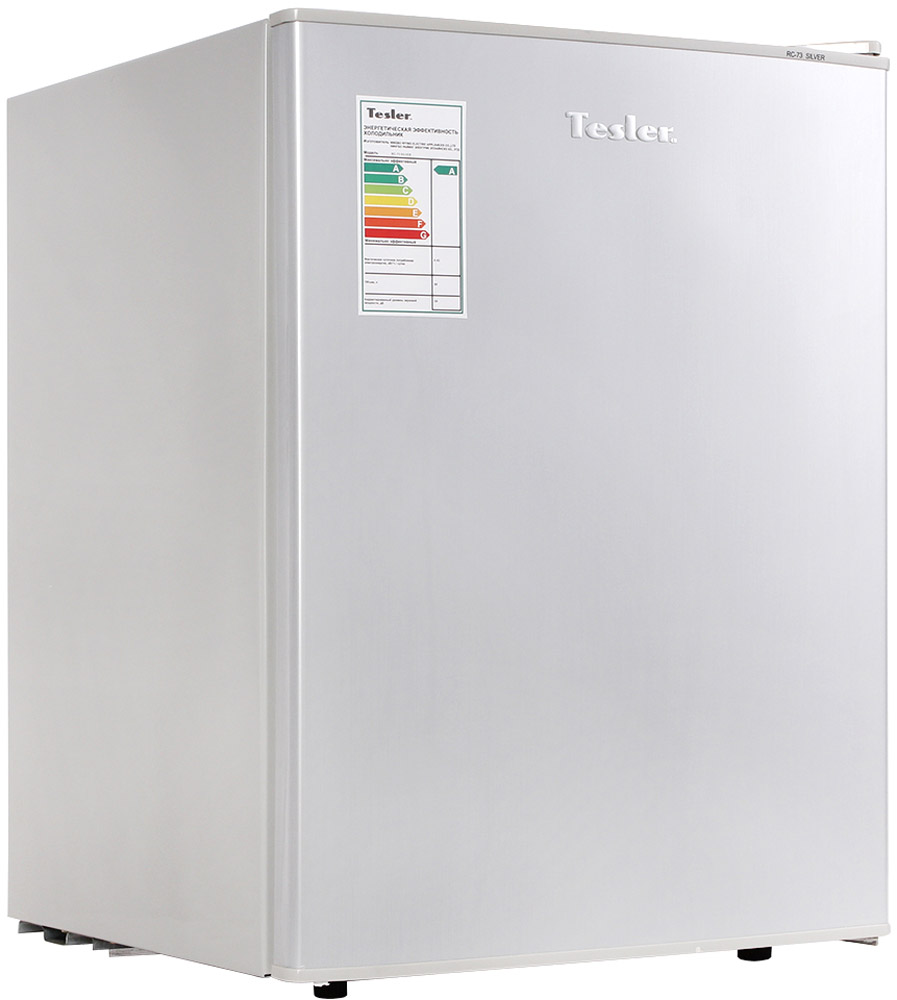 Tesler RC-73, Silver холодильник - Холодильники и морозильные камеры