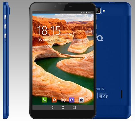 BQ-7022G 3G, Dark Blue планшет bq 7008g 3g red