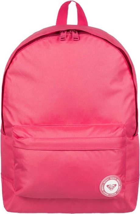 Рюкзак женский Roxy Roxy Sugar Baby Soli J, цвет: розовый, 16 л. ERJBP03635-MLJ0 roxy halter onepiece j pss0