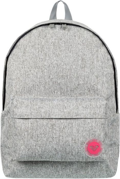 Рюкзак женский Roxy Roxy Sugar Baby Heat J, цвет: серый, 16 л. ERJBP03639-SGRH