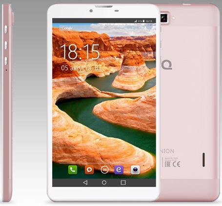 BQ-7022G 3G, Rose Ggold85953221Планшет BQ-7022G 3G Rose-gold