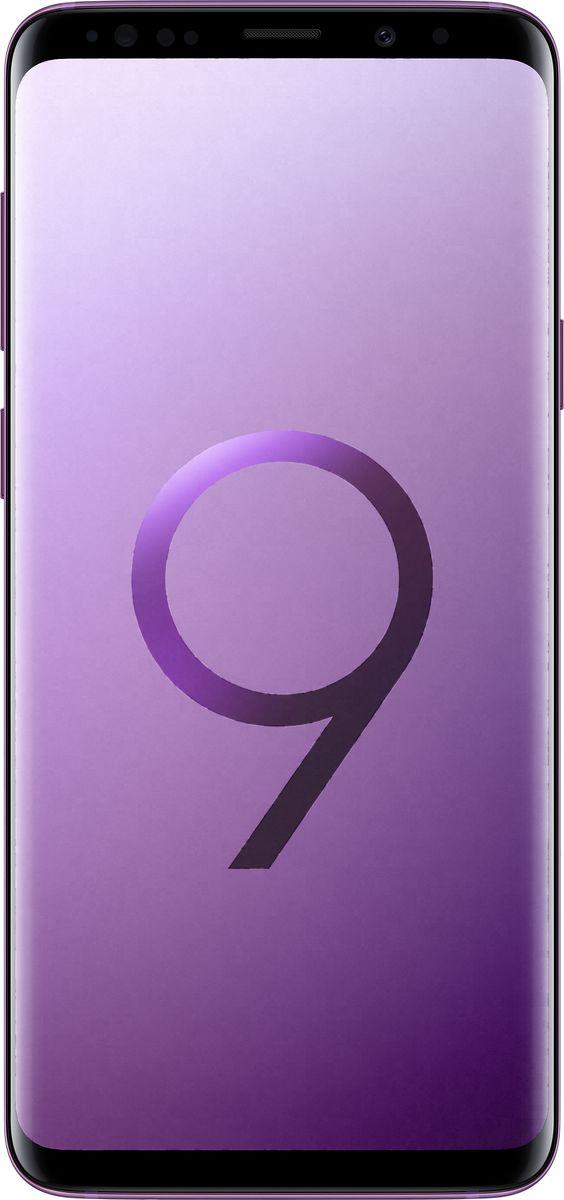 Samsung Galaxy S9+ SM-G965, PurpleSM-G965FZPDSERSamsung Galaxy S9+ SM-G965 - новый флагман с множеством инновационных функций и узнаваемым премиальным дизайном.Яркие снимки как днем, так и ночьюКамера с двойной апертурой видит мир подобно человеческому глазу. Она автоматически переключается между различными условиями освещения ради создания прекрасных снимков как днем, так и ночью.Апертура F1.5 позволяет пропускать большее количество света черезобъектив. Снимай великолепные фотографии ночью во всех деталях и сболее точной цветопередачей.Создайте свою анимированную копию, просто сделав сэлфи. Делитесь эмоциями с друзьями в виде анимированных селфимоджи.Интеллектуальный способ идентификацииСмартфон автоматически подберет наиболее оптимальный способ идентификации в зависимости от ситуации и окружающего освещения: радужная оболочка глаза или функция распознавания лиц.Безграничный экранДизайн Galaxy S9 и S9+ подчеркивает единство корпуса и экрана. Безграничный экран, мягко изгибаясь по краям, плавно переходит в тонкий корпус смартфона.Благодаря стереодинамикам от AKG вы сможете насладиться громким и одновременно чистым звуком, который в 1.4 раза мощнее, чем у предыдущих версий смартфонов Galaxy. Наступила новая эра звука - технология Dolby Atmos окружает вас трехмерным звучанием, как в кинотеатре.Разблокируйте смартфон при помощи удобной технологии, объединяющей функцию распознавания лица и сканер радужной оболочки глаза. Смартфон автоматически подберет наиболее оптимальный способ идентификации в зависимости от ситуации и окружающего освещения: радужная оболочка глаза или функция распознавания лиц.Защита от воды и пылиНе бойтесь попасть под дождь и промокнуть. Степень защиты от воды и пыли IP68 позволяет переписываться с друзьями, звонить и фотографировать даже в дождливую погоду.Наслаждайтесь мощностью и плавной работой смартфона, играй в захватывающие графические игры и смотри фильмы c 3D звучанием Dolby Atmos на протяжении всего дня благодаря мощнейшему процессору и у