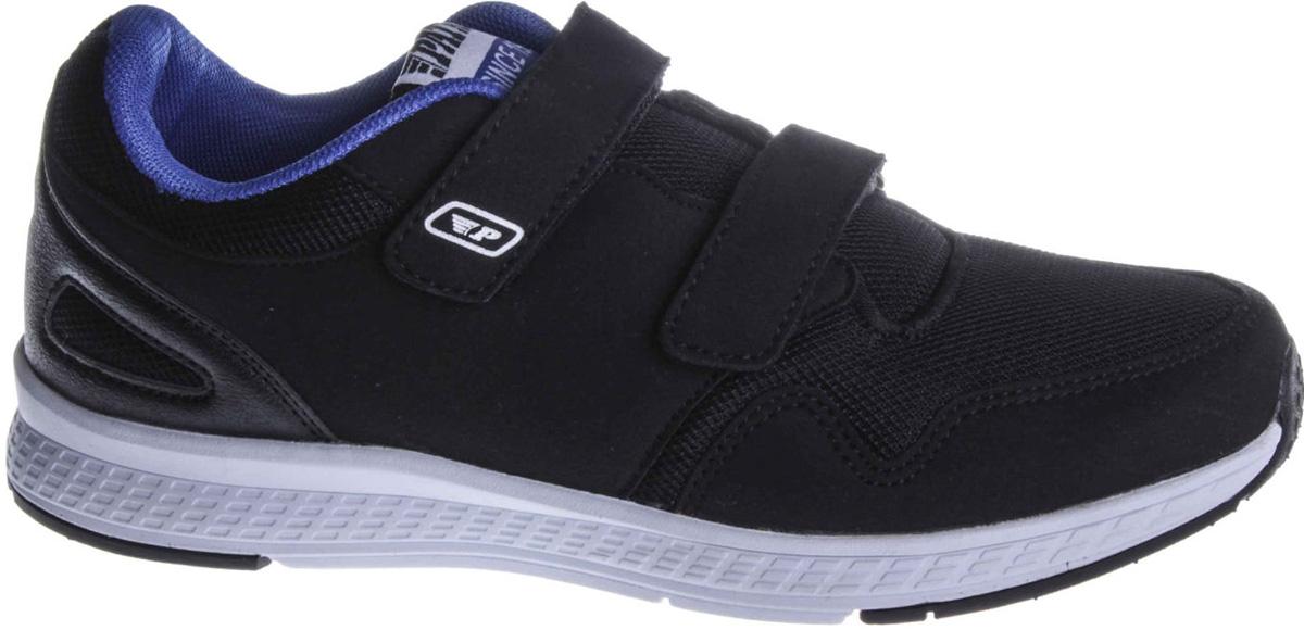 Кроссовки для мальчика Patrol, цвет: черный. 732-234T-18s-02/8-1. Размер 41 ботинки из спилка
