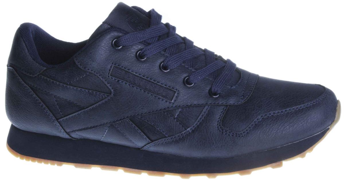 Кроссовки для мальчиков Patrol, цвет: темно-синий. 757-940T-18s-01-42. Размер 41757-940T-18s-01-42