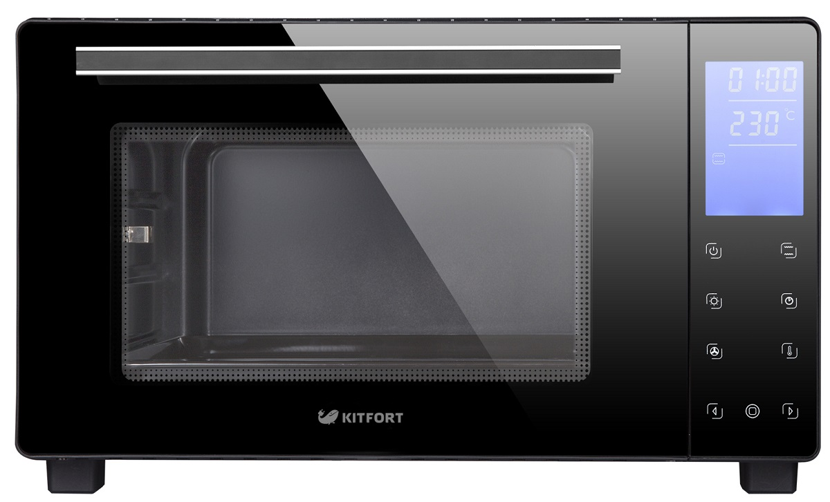 Kitfort КТ-1706, Black мини-печь