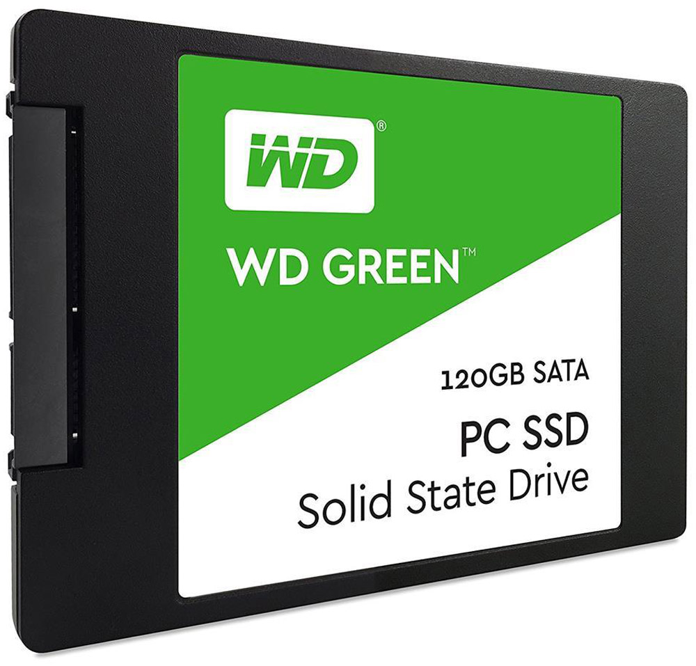 WD Green 2,5