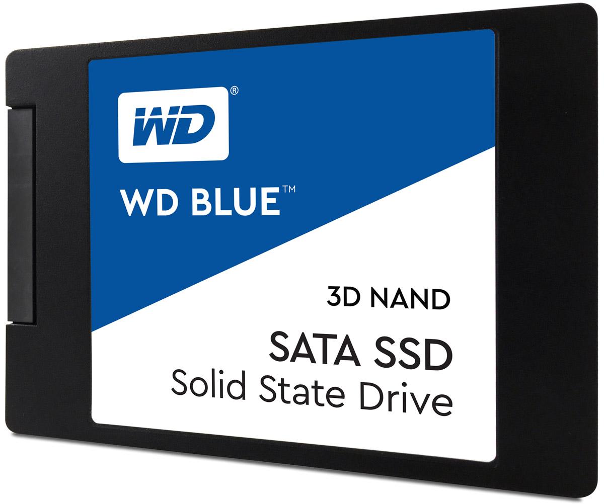 WD Blue 3D Nand 2,5