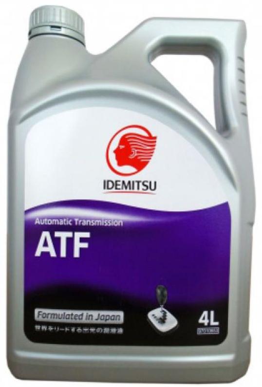 Масло трансмиссионное IDEMITSU, синтетическое, ATF, 4 л 30450244-746