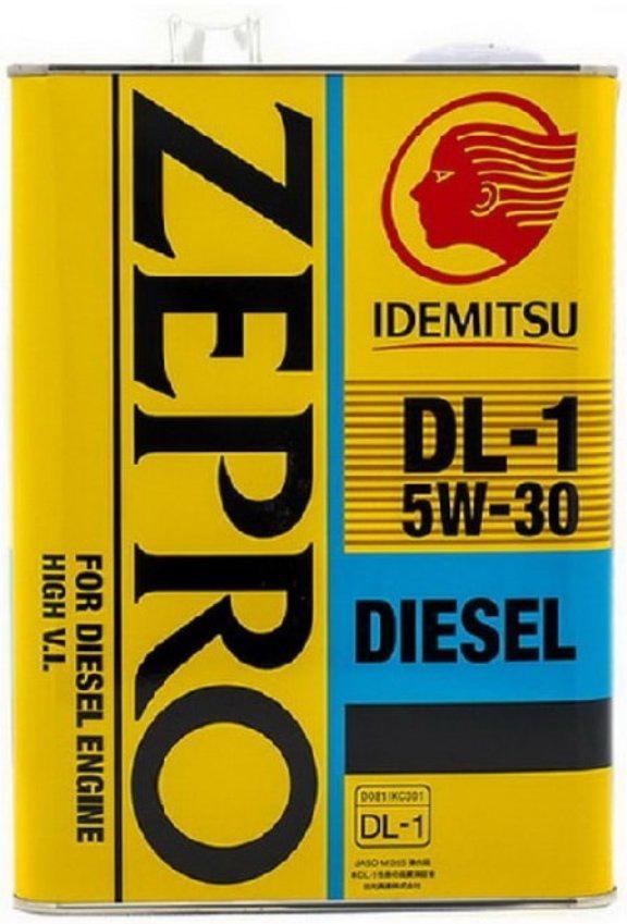 Масло моторное IDEMITSU ZEPRO DIESEL FULLY SYNTHETIC, синтетическое, SAE 5W-40, API CF, 4 л2863-004Полностью синтетическое моторное масло на основе полиальфаолефинов. Специально разработано для дизельных двигателей современных легковых автомобилей, микроавтобусов и легких коммерческих автомобилей, в том числе с турбонаддувом, эксплуатируемых в очень тяжелых условиях гоночного или внедорожного применения.