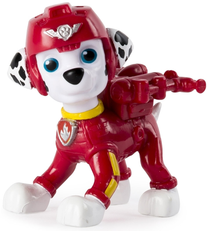 Paw Patrol Фигурка Marshall paw patrol фигурка щенок спасатель marshall