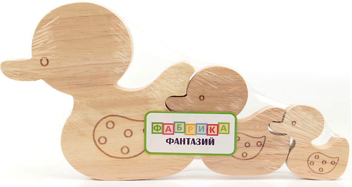 Фабрика Фантазий Обучающая игра Фигурки животных Чей малыш 60098