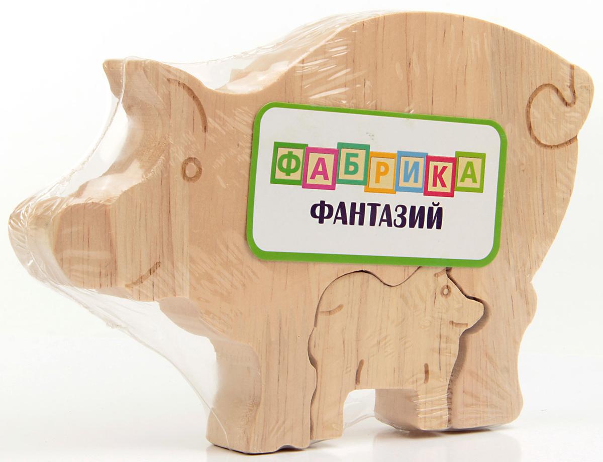 Фабрика Фантазий Обучающая игра Фигурки животных Чей малыш 60099 цена