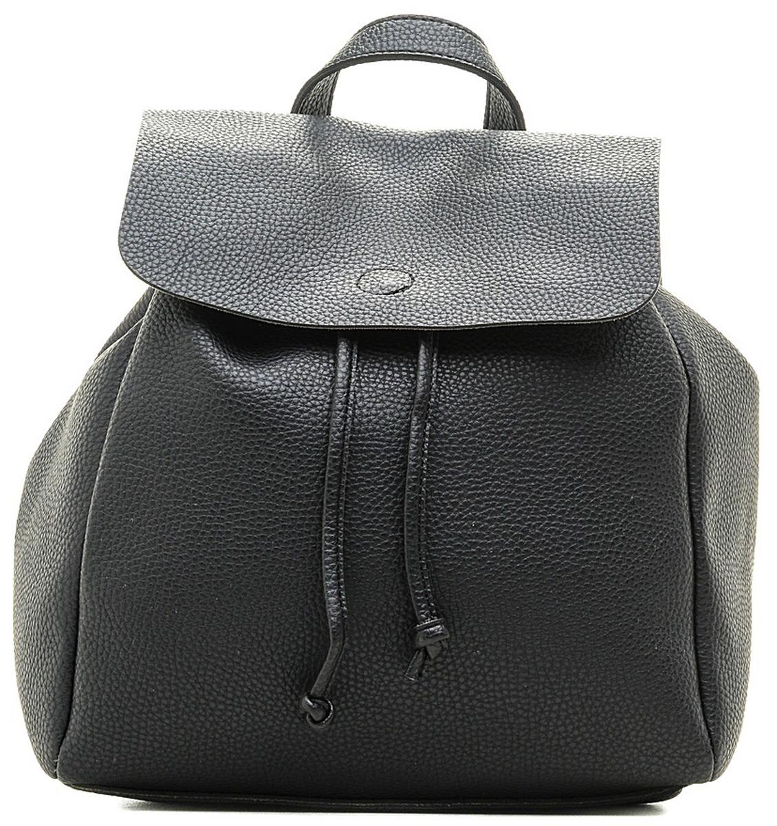 Рюкзак женский United Colors of Benetton, цвет: черный. 6HKVD139S_700