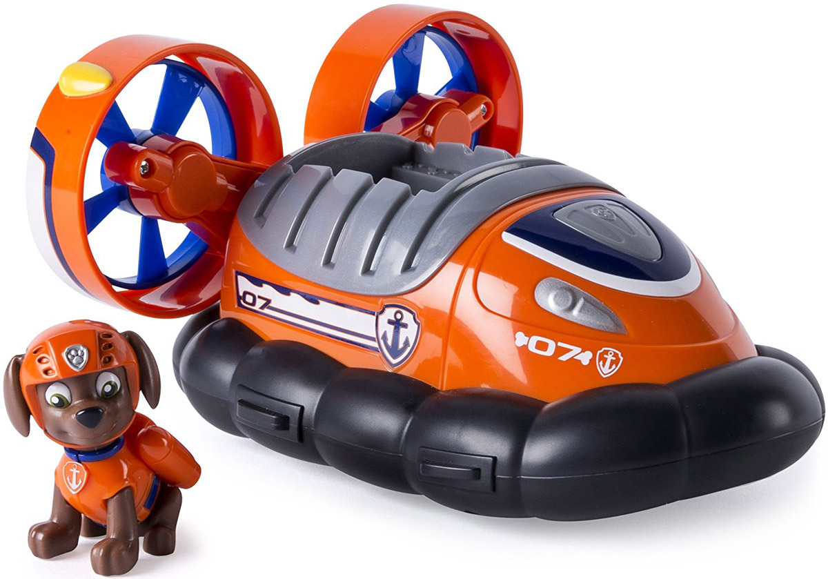 Paw Patrol Игровой набор Zumas's Deluxe Hovercraft