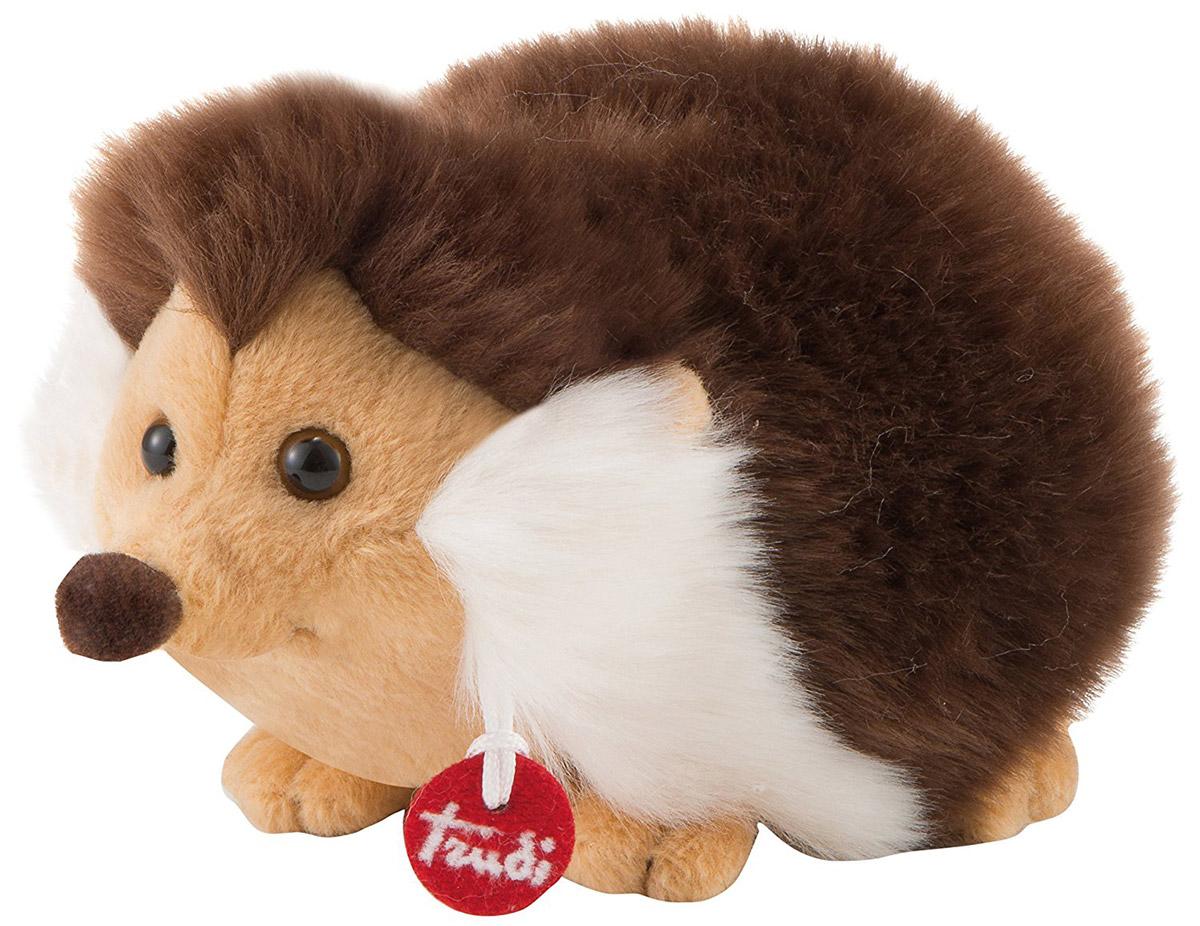 Trudi Мягкая игрушка Ежик делюкс 15 см