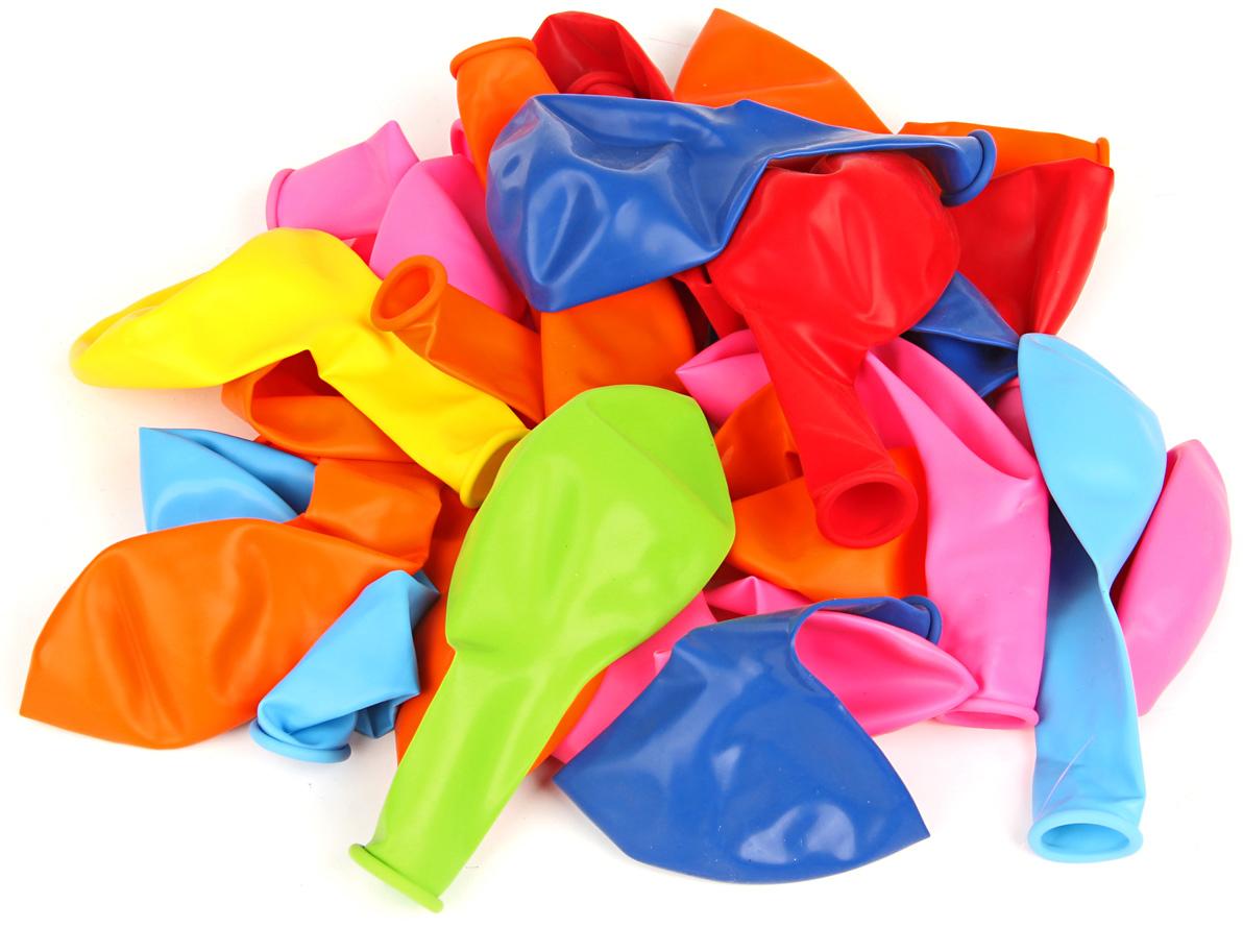 Веселый хоровод Набор шаров 30 см 24 шт цвет в ассортименте KL40900 веселый хоровод набор шаров 30 см 100 шт цвет в ассортименте kl40897