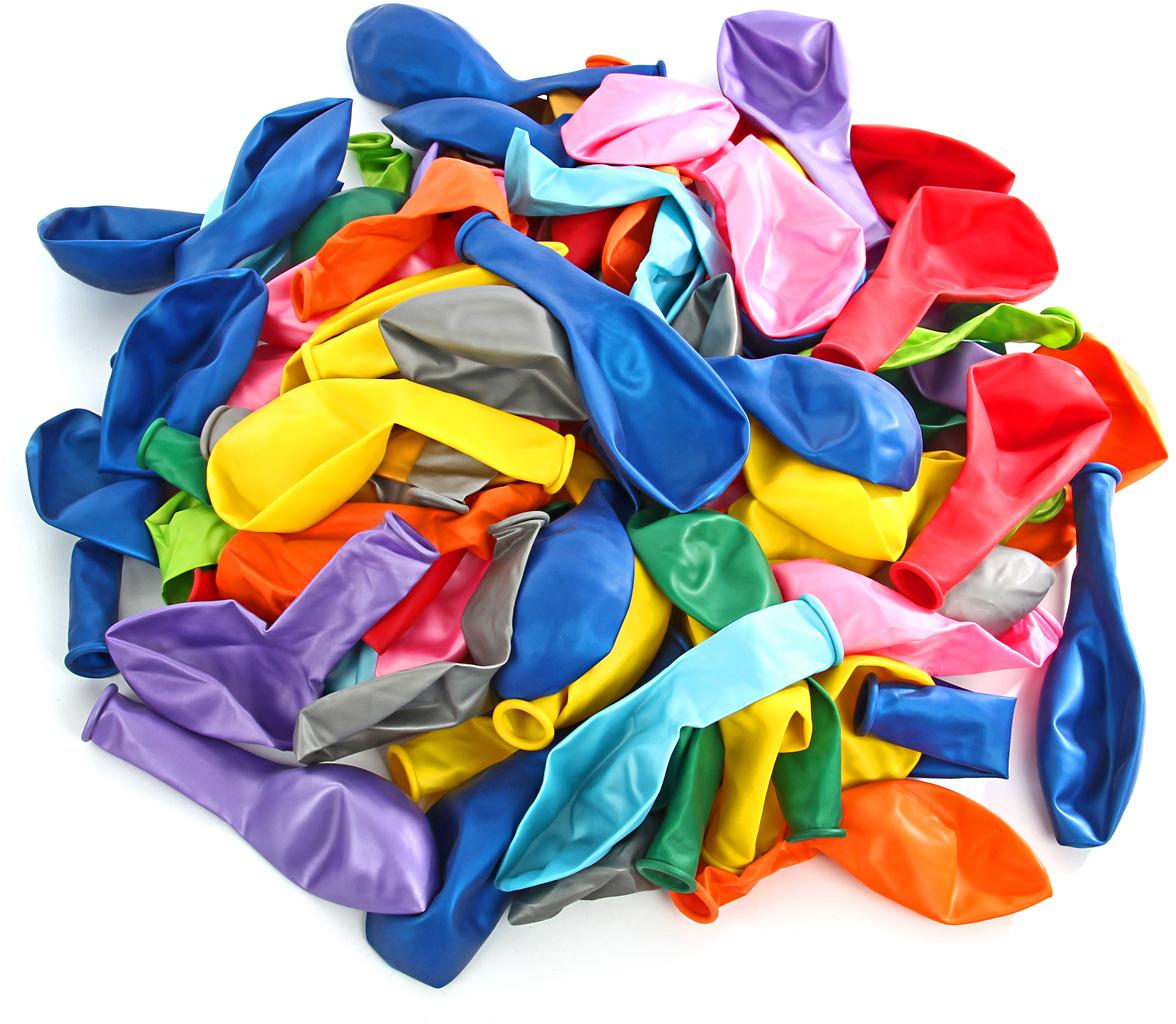 Веселый хоровод Набор шаров 30 см 100 шт цвет в ассортименте KL40906 веселый хоровод набор шаров 30 см 100 шт цвет в ассортименте kl40897