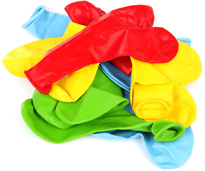Веселый хоровод Набор шаров Сердце 30 см 8 шт цвет в ассортименте веселый хоровод набор шаров 30 см 100 шт цвет в ассортименте kl40897