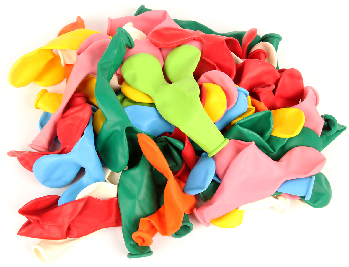 Веселый хоровод Набор шаров Мышка 30 см 50 шт цвет в ассортименте веселый хоровод набор шаров 30 см 100 шт цвет в ассортименте kl40897