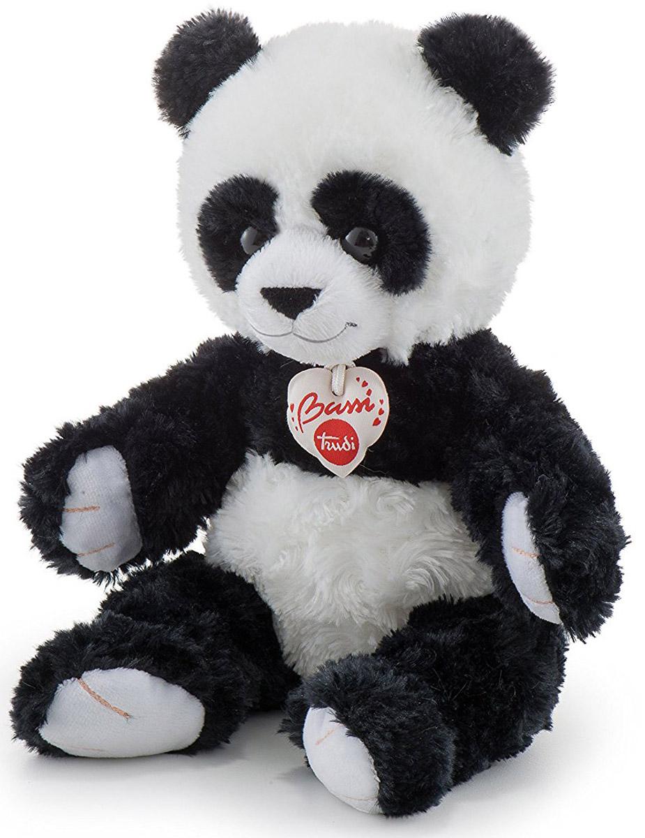 Trudi Мягкая игрушка Панда 30 см мягкие игрушки trudi лайка маркус 34 см