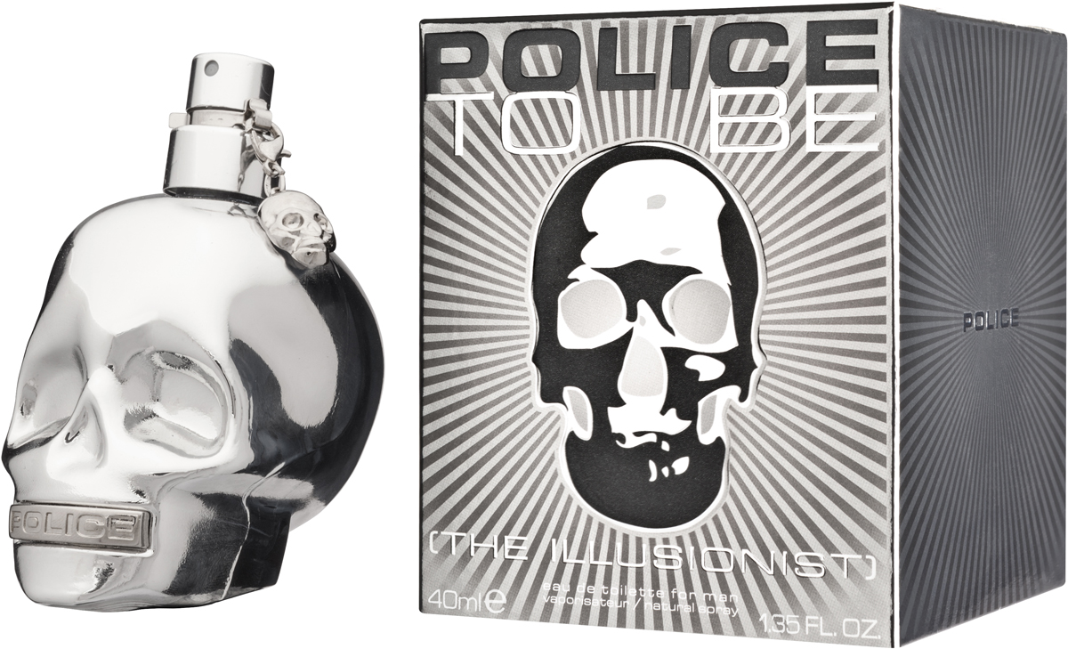 Police Туалетная вода To be Illusionist, 40 мл police pl 12921jsb 02m