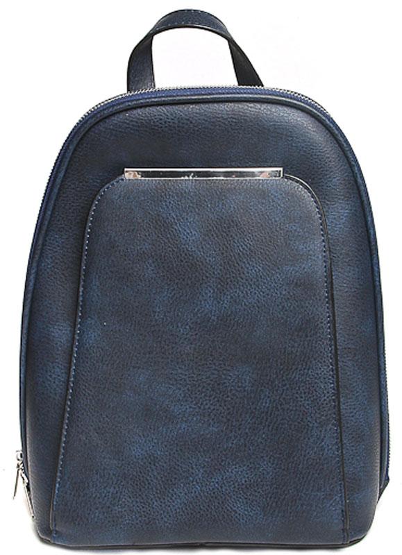 Сумка-рюкзак женская Milana, цвет: синий. 172679-1-150