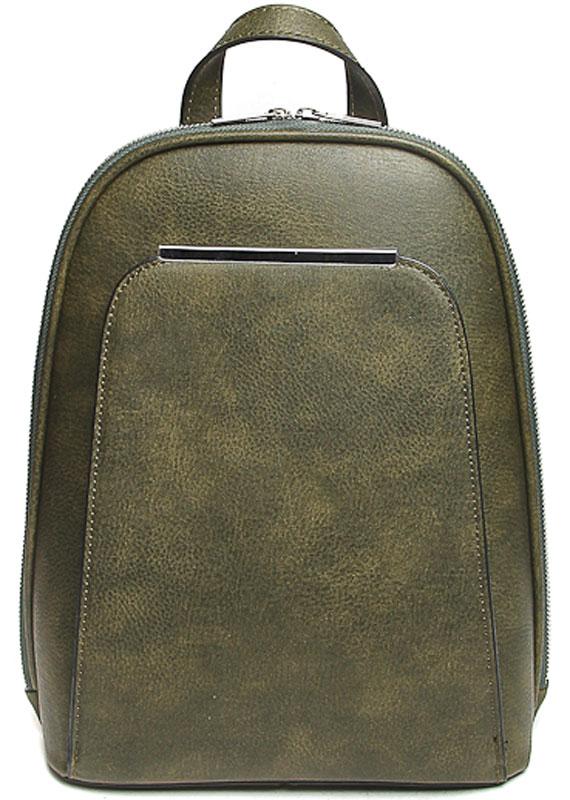 Сумка-рюкзак женская Milana, цвет: хаки. 172679-1-163