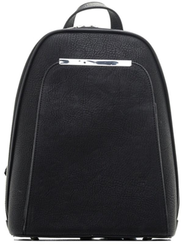 Сумка-рюкзак женская Milana, цвет: черный. 172679-1-110