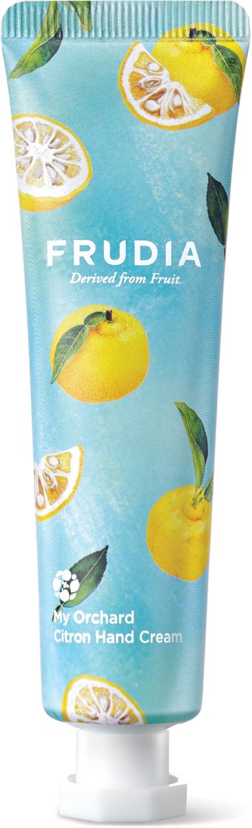 Frudia Крем для рук c лимоном, 30 г frudia крем для рук с маслом ши 30 г