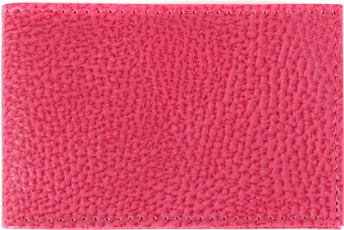 Визитница женская Premier, цвет: розовый. 114744
