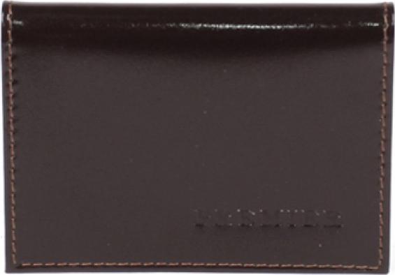 Визитница мужская Premier, цвет: коричневый. 169693