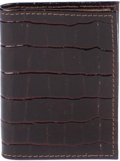 Визитница мужская Premier, цвет: коричневый. 170684